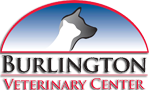 Burlington Veterinary Center Logo